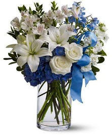White Flowers, Lilies and more