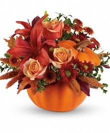 A Rustic Bouquet