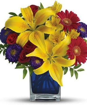 Chic Colorful Bouquet