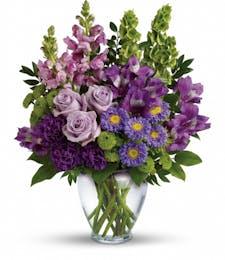 A Lavender Charm