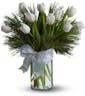 White Tulips (As Shown)